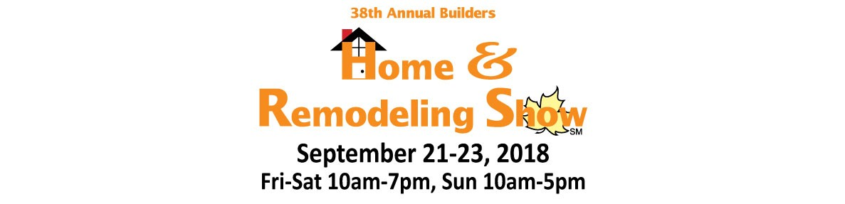 Image of Builders Home and Remodeling Show logo