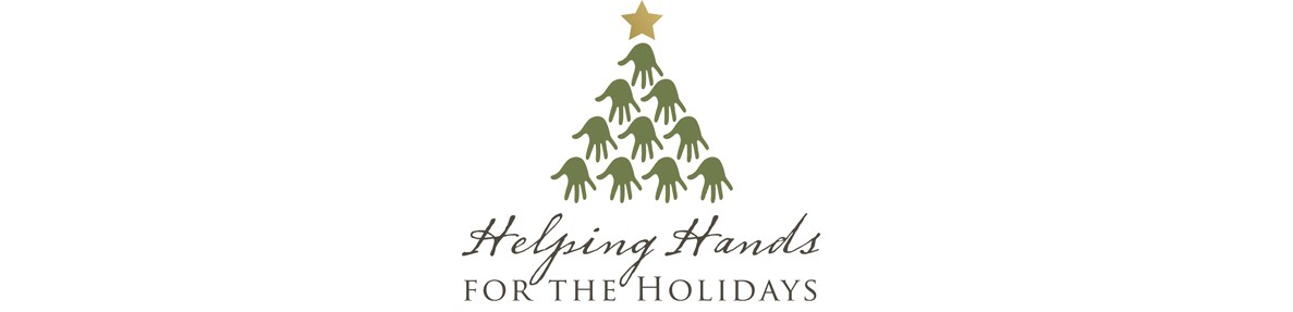 picture of Helping Hands for the Holidays logo