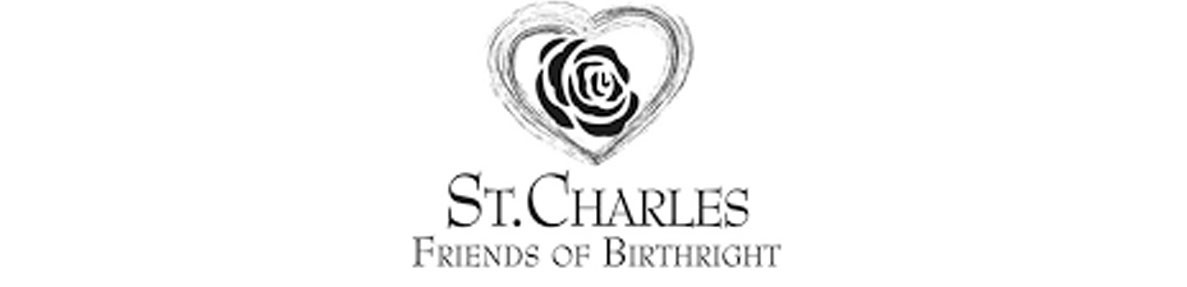 Image of St. Charles Friends of Birthright logo