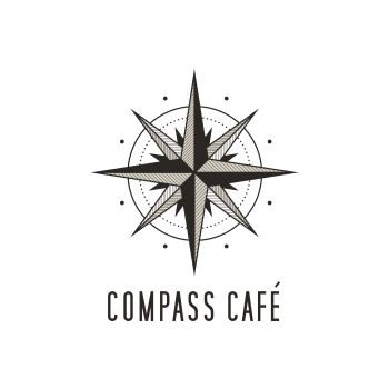 Image of Compass Cafe logo