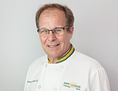 Image of Chef Roland Scheller's head shot.